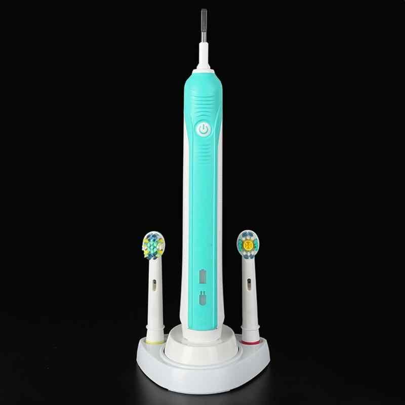 Elektryczna szczoteczka do zębów głowy osłona do Oral B podróży strona główna narzędzie szczoteczki do zębów akcesoria łazienkowe
