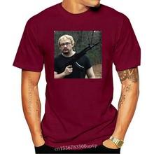 New Sam Hyde Shooter Nero Degli Uomini Di T-Shirt divertente uomo manica corta o-collo Tshirt Cool Tees top Streetwear