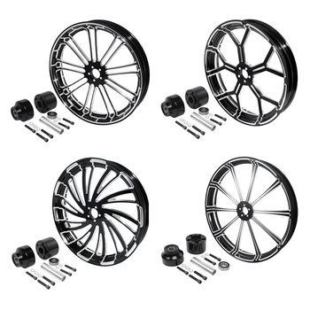 "Motorcycle 26"" x 3.5"" Front Wheel 1"
