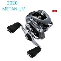 2020 NEW Original SHIMANO Metanium MGL 150HG 150XG Fishing Baitcasting Reels Magnumlite Spool III Water Droplets Road Sub-Wheel