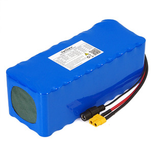 Image 2 - VariCore 36V 10000mAh 500W High Power 42V 18650 Lithium Battery Motorcycle Balance car Bicycle Scooter with 42v 2A Charger