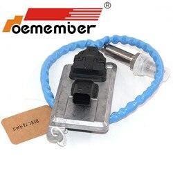 24v 5WK96783B czujnik tlenu azotu czujnik nox dla Man Truck 51154080018 akcesoria samochodowe w Czujniki tlenu w układach wydechowych od Samochody i motocykle na