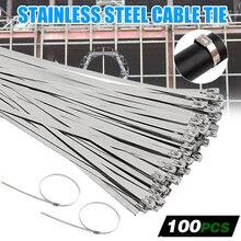 Многофункциональная металлическая застежка молния 100 шт 46x10