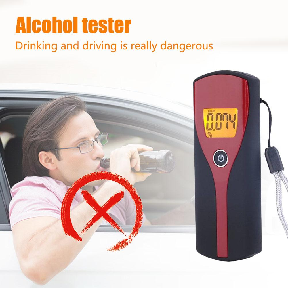 Cooperative Newest Blowing Breathalyzer Portable Digital Alcohol Tester To Detect Alcohol For Preventing Drunk Driving #cw