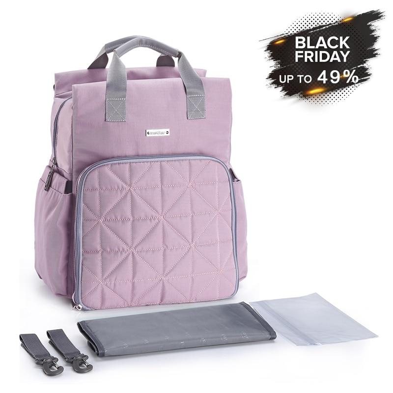 2018 Fashion Mummy Diaper Backpack Travel Backpack