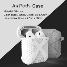 Ares Series AirPods Protective Case Wireless Bluetooth Headphones Headset Universal 1/2 Generation