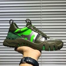 Men's Sneakers Luxury Brand Women Running Shoes Lovers Sports