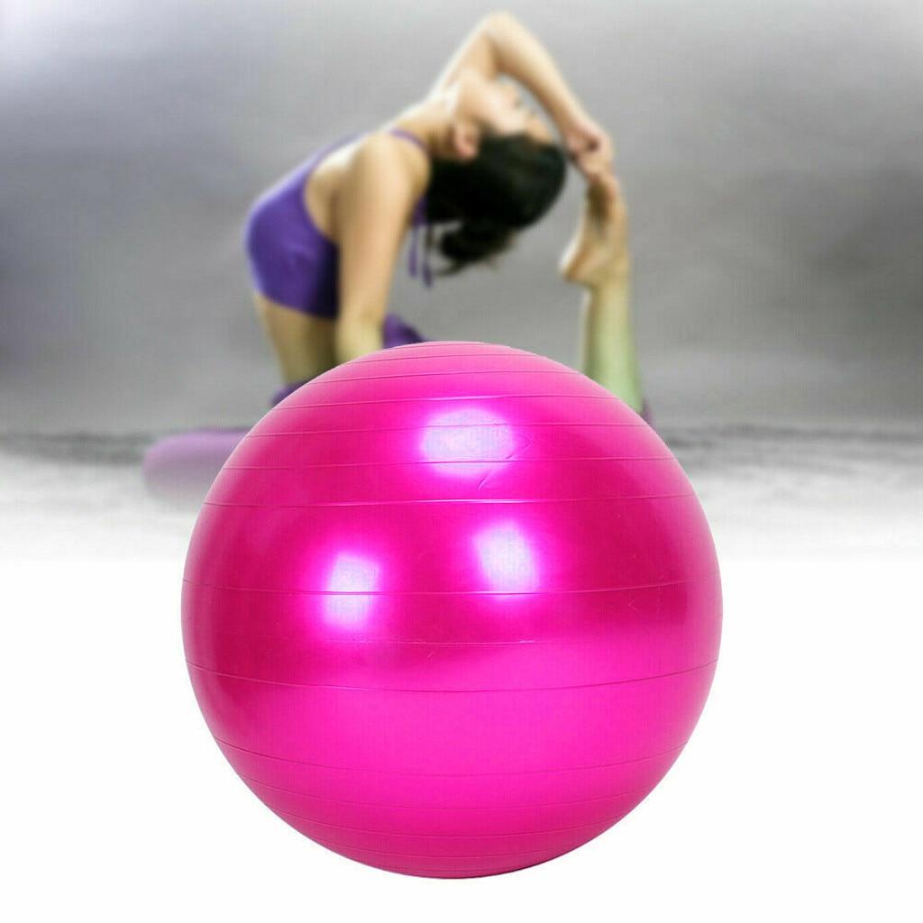 65cm Exercise Gym Ball Fitness Core Pregnancy Birthing Anti Burst Sports Yoga Balls Fitness Gym Balance Workout Training Ball Yoga Balls Aliexpress