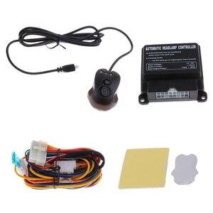 Image 4 - 자동차 자동 유니버설 쉬운 설치 조정 가능한 지능형 스마트 컨트롤 민감한 시스템 스위치 액세서리 헤드 라이트 센서