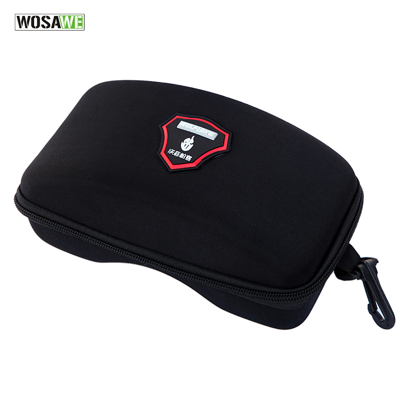 WOSAWE Protector Case Bag Box For Outdoor Sports Ski Motorcycle Cycling Bike Snowboarding Goggles Skateboard Eyewear Glasses
