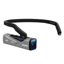 4K Video Camera Camcorder Ultra HD 60FPS ORDRO EP7 Anti-shake IP65 Dust-proof Wa