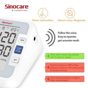 Sphygmomanometer Arm Blood pressure monitor Digital Blood Pressure Meter LCD Heart Beat Meter Tonometer oversea warehouse stock