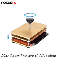 Universal Pressure Holding Mold For iPhone For Samsung LCD Outer Glass Back Glass Repairing Phone Repair Tools Sets