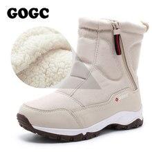 GOGC ботильоны; ботинки женские; обувь женская; сапоги женские; полусапожки женские; зимняя обувь женская; женские ботинки; снегоступы полуботинки женские; сапоги женские зимние; дутики женские; белые сапоги G9906