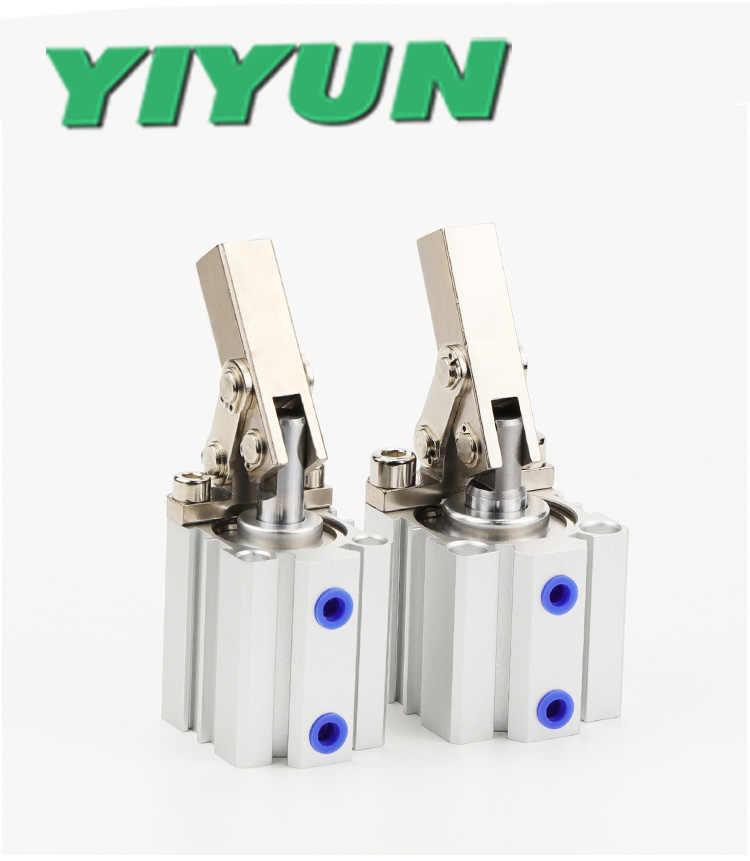 Пневматические радиальные сжатия использовать цилиндр JGL-25S JGL-32S JGL-40S JGL-50S JGL-63S JGL серии