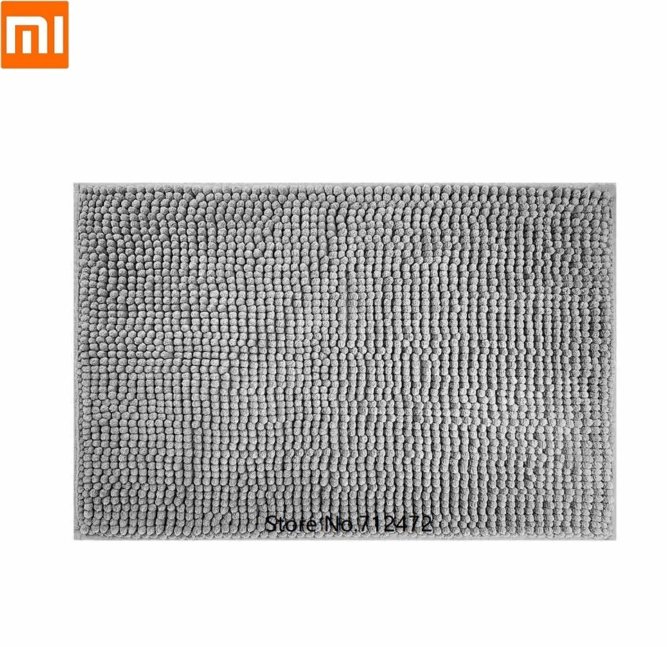 Xiaomi Super Absorbent Floor Mat Soft Bath Mat Multi-use Toilet Bathroom Anti-slip Mat Living Room Carpet