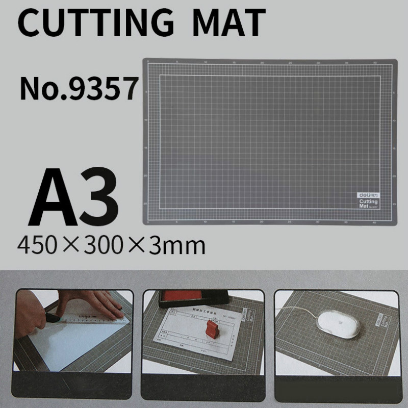 Cutting Pad / A3 Cutting Board Pvc Cardboard Durable And Self-healing 3mm Thick Manual Diy Protection Desktop Cutting Board