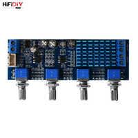 HIFIDIY TPA3116 2.0 amplificateur carte voiture numérique Audio amplificateur 30W * 2 TPA3116 maison aigus milieu basse ajuster pour haut-parleur A2.0-4P