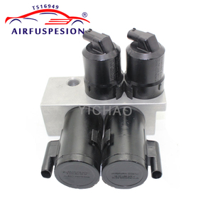Image 3 - 油圧abcバルブブロックメルセデスW220 W215 CL500 CL55 CL600 S500 S600 2203280031 2203200358