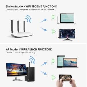 Image 5 - MTK7601 Wireless USB WiFi Antenna Network Youtube Adapter receptor GTMEDIA v7s satellite Receiver DVB S2 DVB T2 TV Box Internet