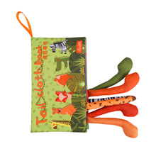 Toy Cloth Cognitive Puzzle Animal-Tail Education Early-Enlightenment Washable Infant