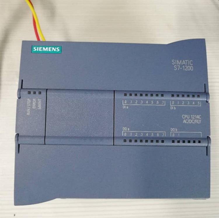 For  SIEMENS PLC S7--1200 Original Authentic Used 6ES7214-1BG40-0XB0