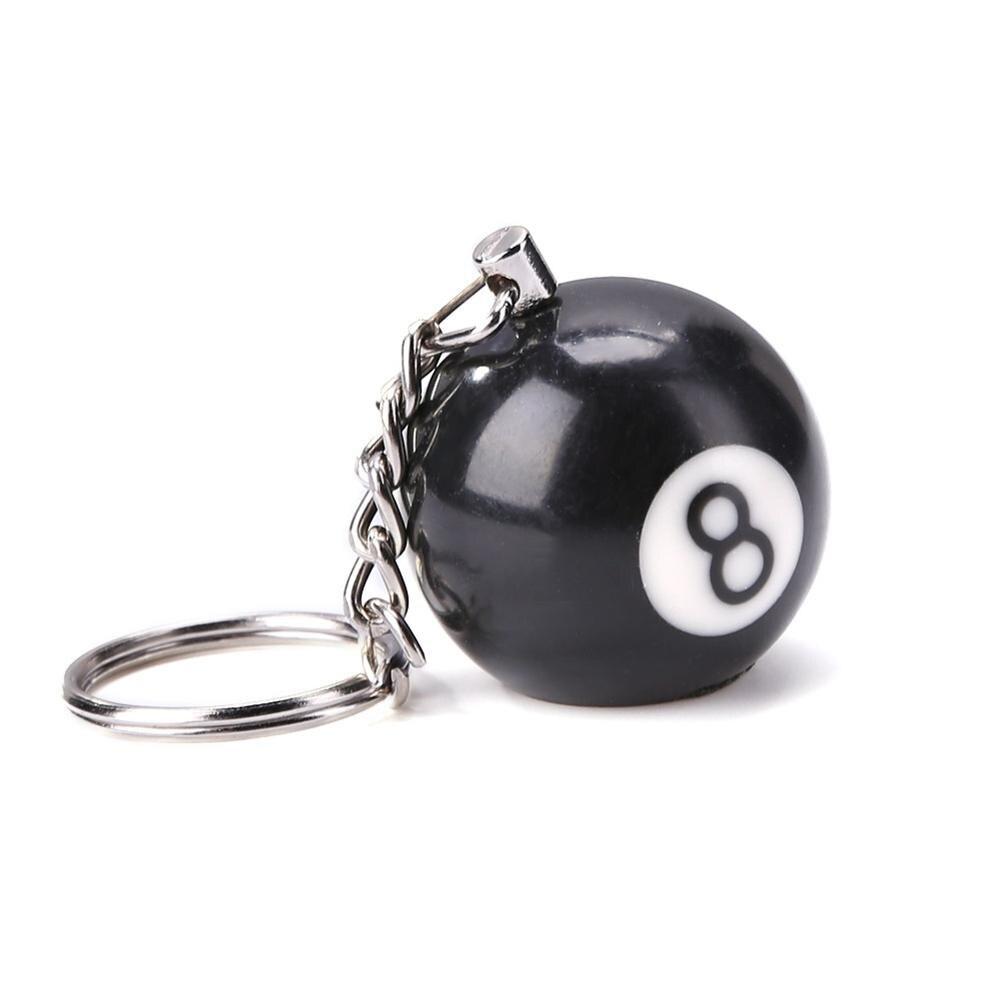 Portable Billiard Rod Tips Ball Shaper Pool Keychain Ball Cue Tips Sander