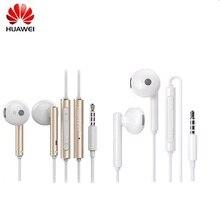 Оригинальные наушники Huawei Honor AM115 AM116, наушники-вкладыши 3,5 мм, гарнитура с проводным управлением для телефона Huawei P10 P9 P8 Honor 8
