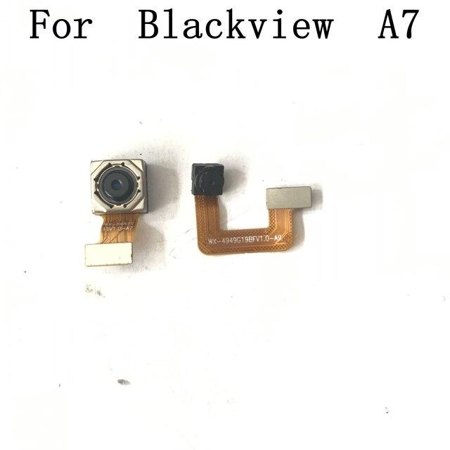 تستخدم Blackview A7 الكاميرا الخلفية كاميرا خلفية 0.3MP + 5.0MP وحدة ل Blackview A7 إصلاح إصلاح استبدال جزء