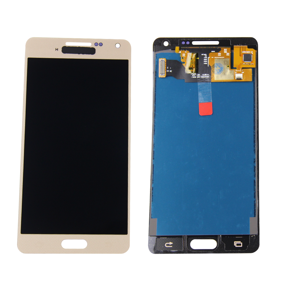 For <font><b>Samsung</b></font> Galaxy A5 2015 A500 SM- A500F <font><b>A500FU</b></font> A500M A500H LCD Display Monitor Touch Screen Digitizer Glass Assembly image