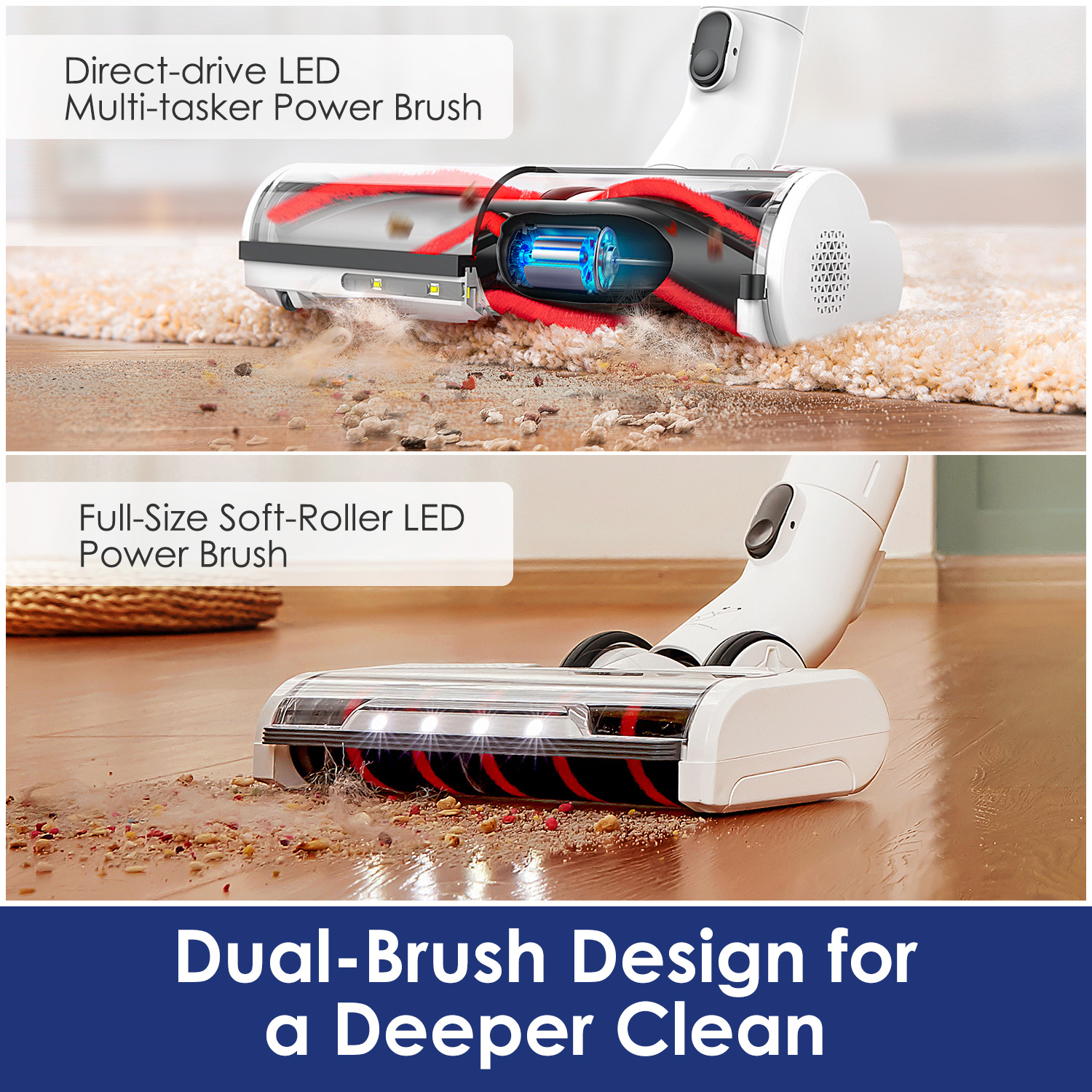 Tineco Pure One S12 Tango Cordless Smarter Easier Faster Better Cleaning Powerful Suction Max Power Boost