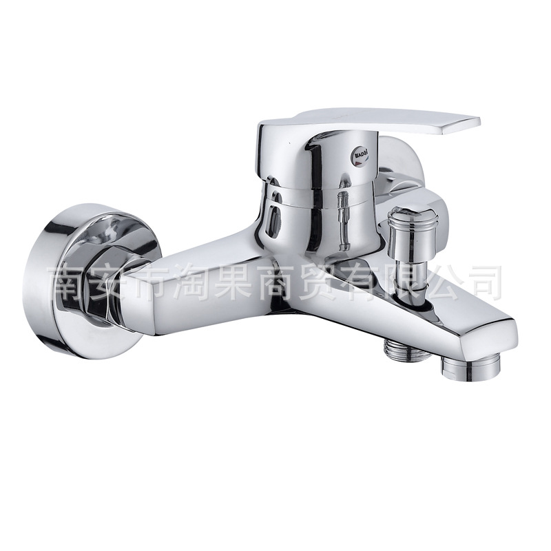 Tao Guo Shower Faucet Bathtub Faucet Bathroom Concealed Triple Shower Switch Cold Hot Water Mixing Valve