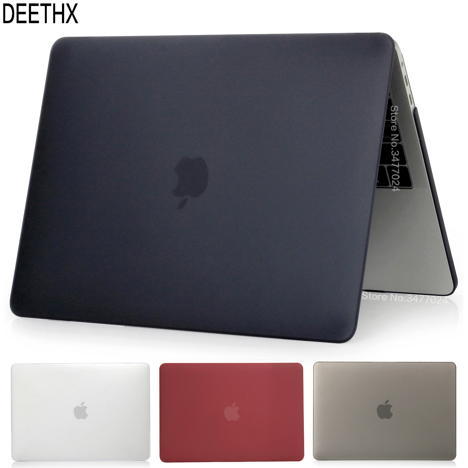 Matte/crystal,Laptop Case For Macbook Pro Retina Air 11 12 13 15, For Mac Air 13 A1466 A1932,2019 New Pro 13.3 15 16 Shell Cover