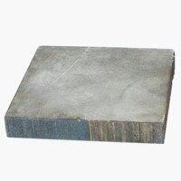 Placa de titânio TC4 100x100X0.8 1 2 4 5 6 8 10 15 20mm Ti Folha De Titânio Grau 5Gr.5 gr.5 Titânio Placa Indústria ou DIY