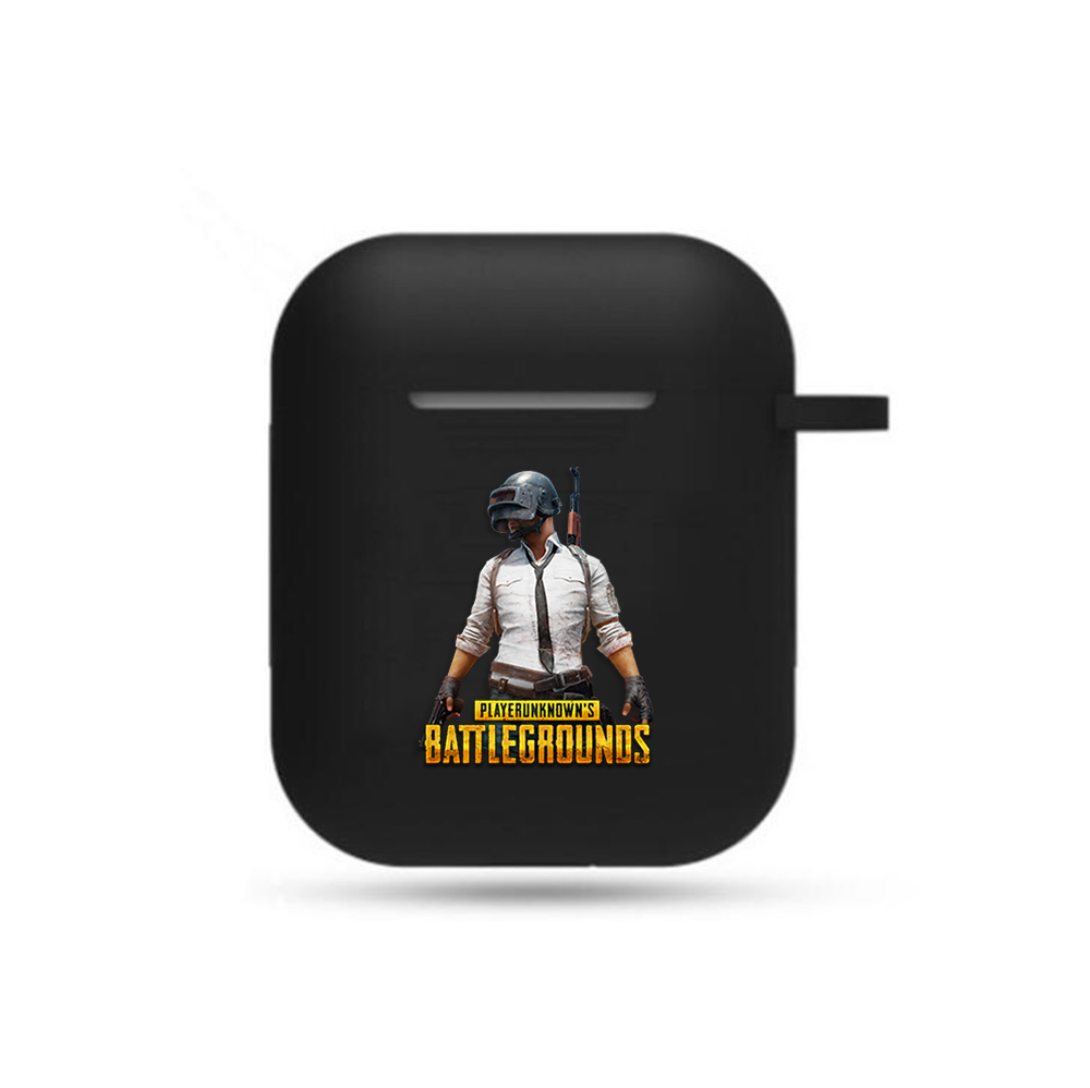 Game PUBG Protective Case Earphone Case Cosplay Boys Girls Headphone Case Unisex Bluetooth Airpods Earphone Headset Cover
