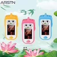 Oxímetro De pulso para bebés oxímetro De Dedo SpO2 PR LED para niños recién nacidos Pulsioximetro CE De mano
