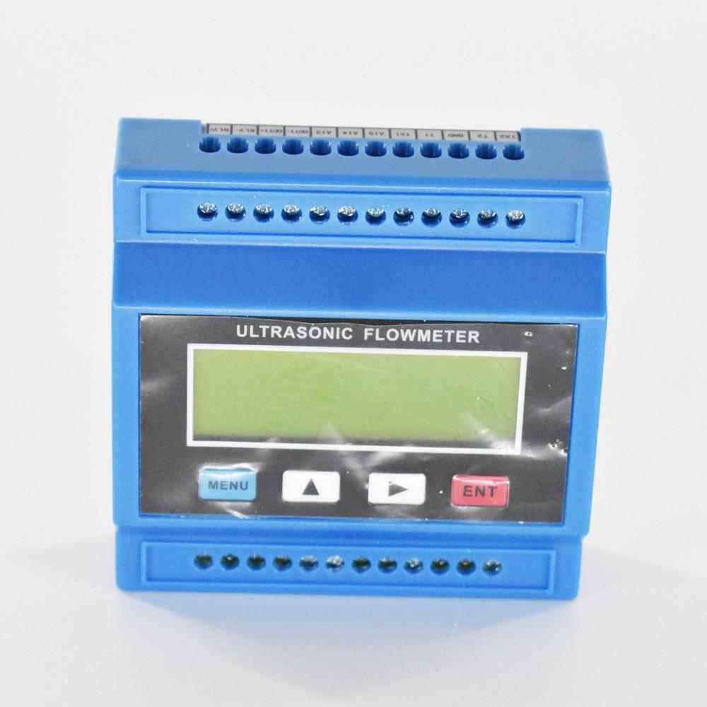 Ultrahangos folyadék áramlásmérő TUF-2000M DN50-700mm modulos - Mérőműszerek - Fénykép 3