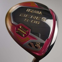 women golf clubs Honma 4 star S 06 fairway wood 3 and 5 graphite dedicated L shaft free shipping