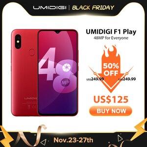 Смартфон UMIDIGI F1 Play 6+64 ГБ (глобальная версия)