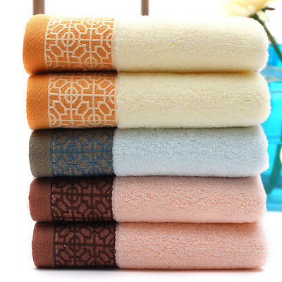 Brand New Luxury Thickened cotton Bath Towels for Adults beach bathroom Extra Large Sauna for home