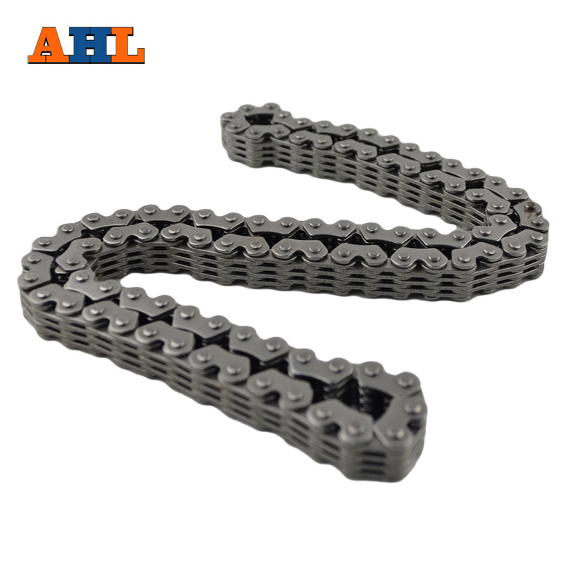 AHL Universal Motorcycle Engine Time Cam Chain for KAWASAKI ZZR400 ZZR 400 Silent Timing Chain