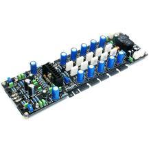 LME49830+2SK1530+2SJ201 2SA1930/2SC5171 2SJ201/2SK1530 Class AB 400W 4Ω Mono Pure Rear Stage AMP Power Amplifier Board