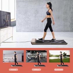 WalkingPad протектор mi ll A1 Смарт складная электрическая Спортивная прогулочная машина конвейерная лента Бодибилдинг тренировка mi фитнес оборуд...