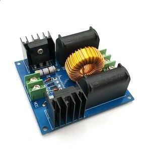 Image 3 - 12 30V 60 300W ZVS טסלה סליל נהג Genrator לוח גבוהה מתח פריקה Flyback ליצור מודול קשת ארוכה 10A