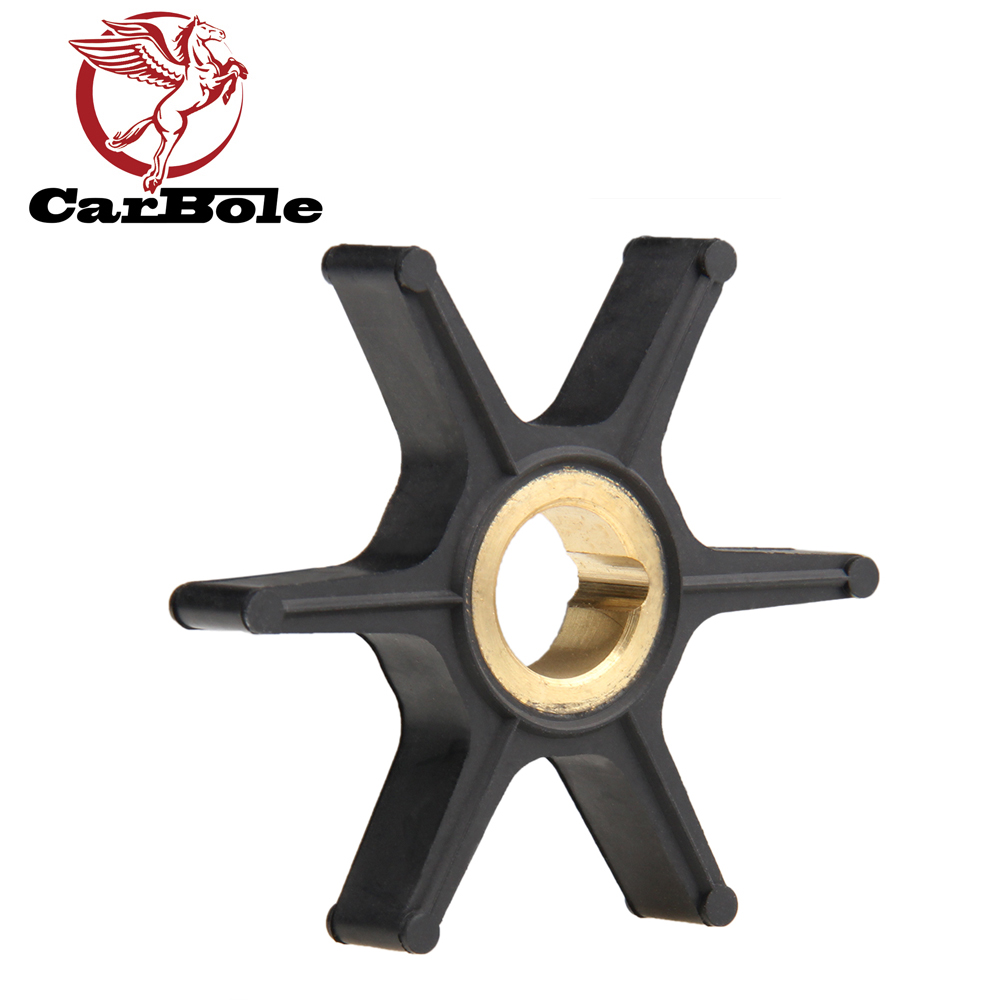 CARBOLE New Outboard Impeller For MERCURY 47-85089-3 47-85089-10 18-3057 For Mercury Mariner Chrysler Force 18 50 75HP Outboards