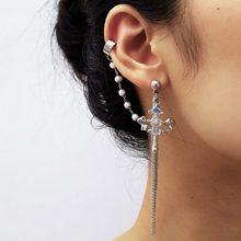 Модный роскошный дворец Стиль серебро Цвет украшенные кристаллами