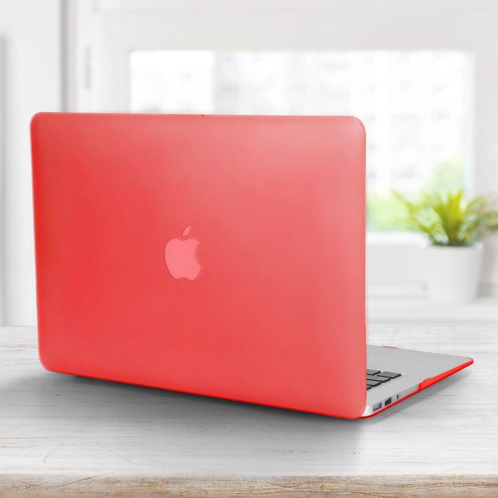 Купить с кэшбэком for macbook air 13 case, GOLP Matte Transparent Hard PC Laptop Case for Macbook Air Pro Retina 11 12 13 13.3 inch 2018