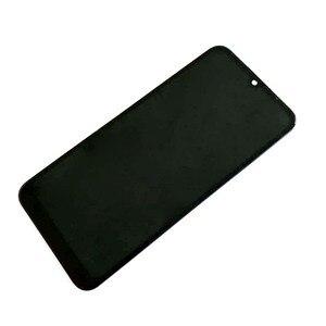 Image 2 - Do BQ 6040L komórkowego BQ Magic BQ 6040L BQ6040L wyświetlacz LCD i montaż digitizera ekranu dotykowego + wymiana ramki + narzędzia + taśma