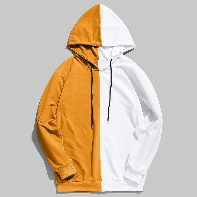 2020 осенне-зимний модный свитер с капюшоном для подростков, пуловер, цветные куртки с вышивкой