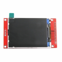 2.8 Inch 240x320 SPI Serial TFT LCD Module Display Screen with Press Panel Driver IC ILI9341 for MCU|Display Screen| |  -